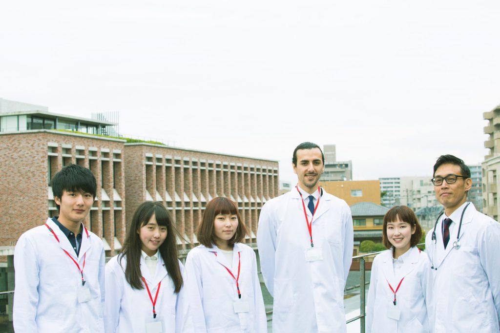 医学部 学生
